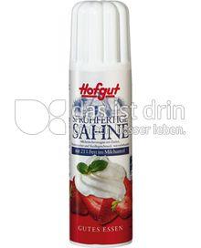 Produktabbildung: Hofgut Sprühfertige Sahne 250 ml