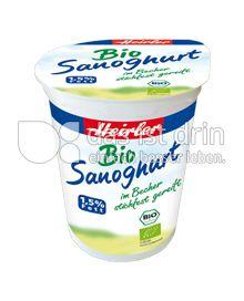 Produktabbildung: Heirler Bio Sanoghurt 500 g