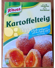 Produktabbildung: Knorr Kartoffelteig 280 g