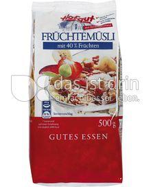 Produktabbildung: Hofgut Früchtemüsli 500 g
