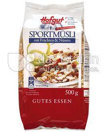 Produktabbildung: Hofgut Sportmüsli 500 g