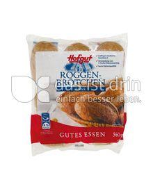 Produktabbildung: Hofgut Roggenbrötchen 560 g