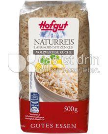 Produktabbildung: Hofgut Naturreis 500 g