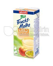 Produktabbildung: Heirler Bio Fruchtmolke Pfirsich-Maracuja 1 kg