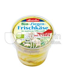 Produktabbildung: Heirler Frischkäse mit Chili 150 g
