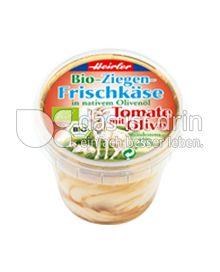 Produktabbildung: Heirler Frischkäse Tomate Olive 150 g
