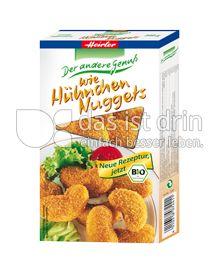 Produktabbildung: Heirler wie Hähnchen Nuggets 200 g