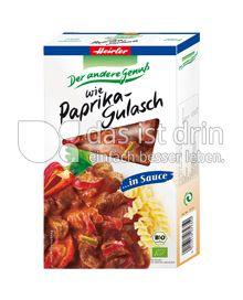 Produktabbildung: Heirler wie Paprika-Gulasch 200 g