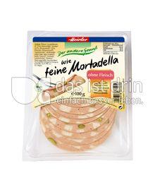 Produktabbildung: Heirler wie feine Mortadella 100 g