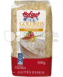 Produktabbildung: Hofgut Goldreis 500 g