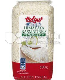 Produktabbildung: Hofgut Himalaya Basmatireis 500 g