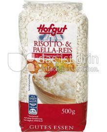 Produktabbildung: Hofgut Risotto- & Paella-Reis 500 g