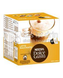 Produktabbildung: Dolce Gusto Latte Macchiato 194,4 g