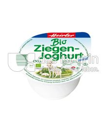 Produktabbildung: Heirler Ziegenjoghurt mild 150 g