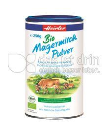 Produktabbildung: Heirler Magermilchpulver 250 g