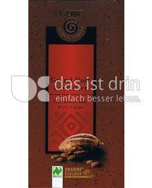 Produktabbildung: GEPA Grand Noir Edelbitter 100 g