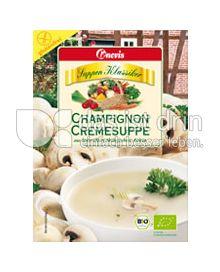 Produktabbildung: Heirler Champignon Cremesuppe 3 St.