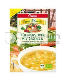 Produktabbildung: Heirler Hühnersuppe mit Nudeln 3 St.