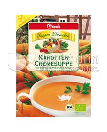 Produktabbildung: Heirler Karotten Cremesuppe 3 St.