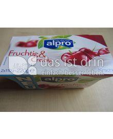 Produktabbildung: alpro Kirschen 220 g