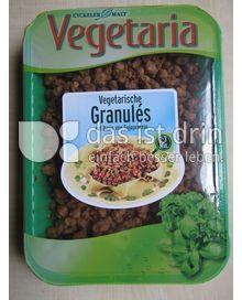 Produktabbildung: Vegetaria Vegetarische Granulés 200 g
