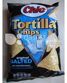 Produktabbildung: Chio Tortilla Chips Original Salted 125 g