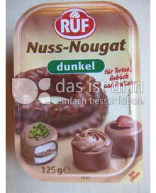 Ruf Nuss Nougat Dunkel 581 0 Kalorien Kcal Und Inhaltsstoffe