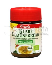 Produktabbildung: Heirler Klare Gemüsebrühe 33% 100 g