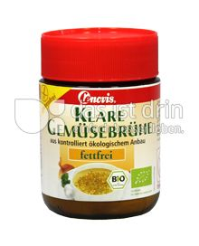 Produktabbildung: Heirler Klare Gemüsebrühe fettfrei 162 g
