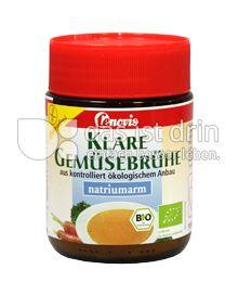 Produktabbildung: Heirler Klare Gemüsebrühe natriumarm 96 g