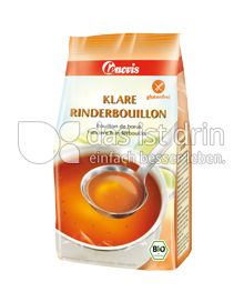 Produktabbildung: Heirler Klare Rinderbouillon 200 g