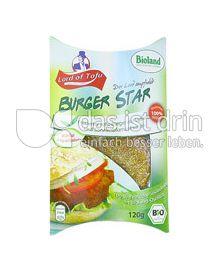 Produktabbildung: Lord of Tofu Burger Star 120 g