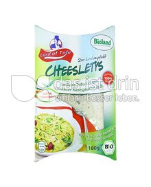Produktabbildung: Lord of Tofu Cheesletys 180 g