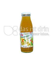 Produktabbildung: Lord of Tofu Kombucha-Sojamolke Mango & Zitrone 500 ml
