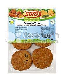 Produktabbildung: SOTO vegetarische Spezialitäten Energie-Taler 250 g