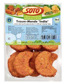 """Produktabbildung: SOTO vegetarische Spezialitäten Traum-Monde """"India"""" 220 g"""