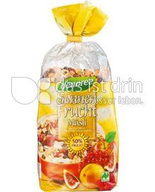 Produktabbildung: dennree Sonnenfrucht-Müsli mit 50% Fruchtanteil 500 g