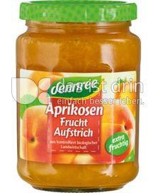 Produktabbildung: dennree Aprikosen-Fruchtaufstrich 340 g