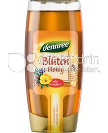 Produktabbildung: dennree Blütenhonig mild-aromatisch 250 g