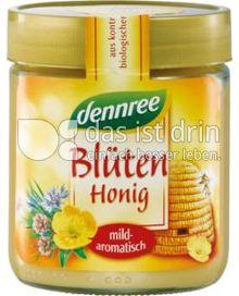 Produktabbildung: dennree Blütenhonig mild-aromatisch 500 g