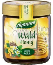 Produktabbildung: dennree Waldhonig würzig-kräftig 500 g