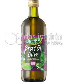 Produktabbildung: dennree Bratöl Olive 1 l