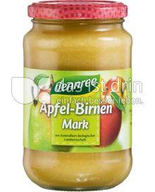 Produktabbildung: dennree Apfel-Birnen-Mark 360 g