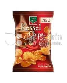 Produktabbildung: funny frisch Kessel Chips Sweet Chili & Red Pepper 120 g
