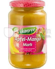 Produktabbildung: dennree Apfel-Mango-Mark 360 g