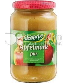 Produktabbildung: dennree Apfelmark pur 700 g