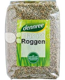 Produktabbildung: dennree Roggen 1 kg