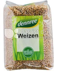 Produktabbildung: dennree Weizen 1 kg