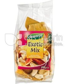 Produktabbildung: dennree Exotic-Mix 100 g
