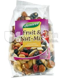 Produktabbildung: dennree Fruit & Nut-Mix 175 g